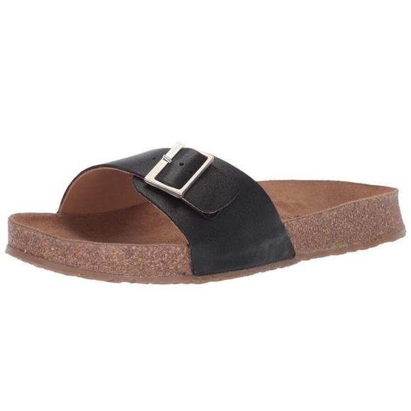 3329c3386f39 Haflinger Gina Flat Sandal